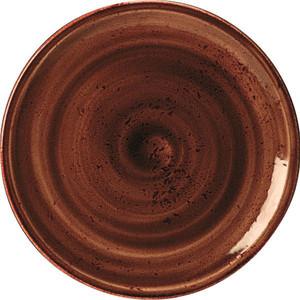 Teller 30 cm coup 1133 Craft Terracotta Steelite