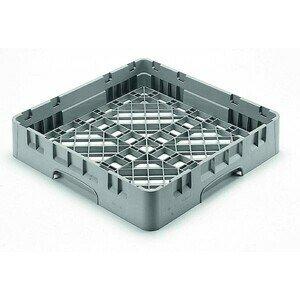 Universalkorb für Töpfe & Werkzeug KU grau 50x50x10 cm Cookmax black