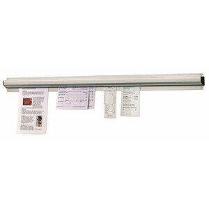 Zettelhalter 610 mm lang Bartscher