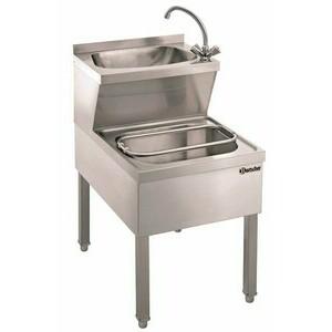 Handwasch-/Ausgussbeckenkombination Bartscher