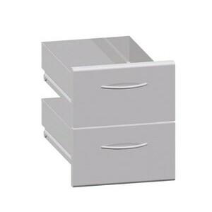 2 Schubladen Serie 700 350 x 600 x 400 mm Bartscher