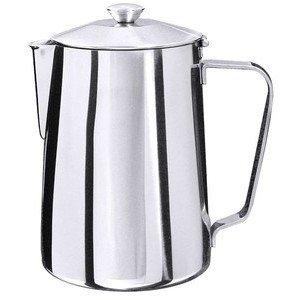 Kaffeekanne 2,2l mit Deckel rostfrei Contacto