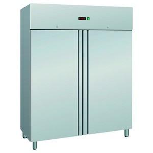 Umluft-Kühlschrank 1400 l GN 2/1 148,0 x 83,0 x 201,0 230 V / 0,65 kW Cookmax orange