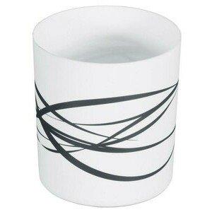 Tischabfallbehälter mit Deko Contacto