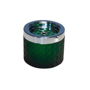 Windascher Glas Ø 9,5 cm matt-dunkelgrün Assheuer & Pott