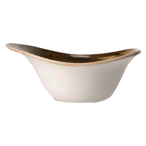 Bowl 13cm Freestyle 1132 Craft Brown Steelite