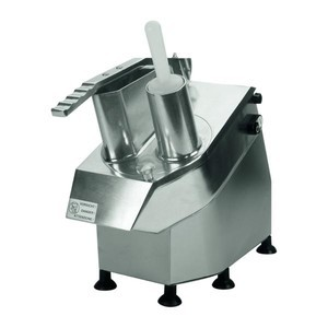 Gemüseschneider, 100 - 300 kg/h 230 V / 0,38 kW Cookmax black
