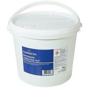 Brennpaste, 4 kg Basis Ethanol Brennpaste (Nachfüllpaste) Contacto