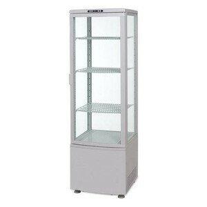Kühlvitrine SVEN RT-235L Umluftkühlung / 230V / m. Beleuchtung Saro