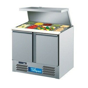 Saladette S 95 950 x 680 x 825 / 1170 mm Cool Compact