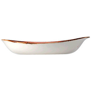 Bowl 28cm Freestyle 1133 Craft Terracotta Steelite